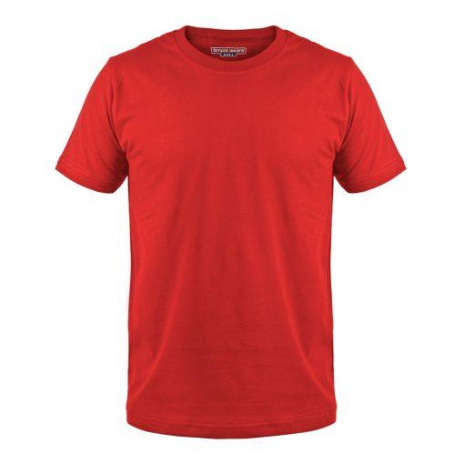 تیشرت قرمز ساده
