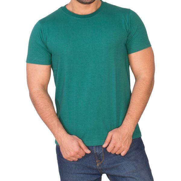 تیشرت سبز تیره