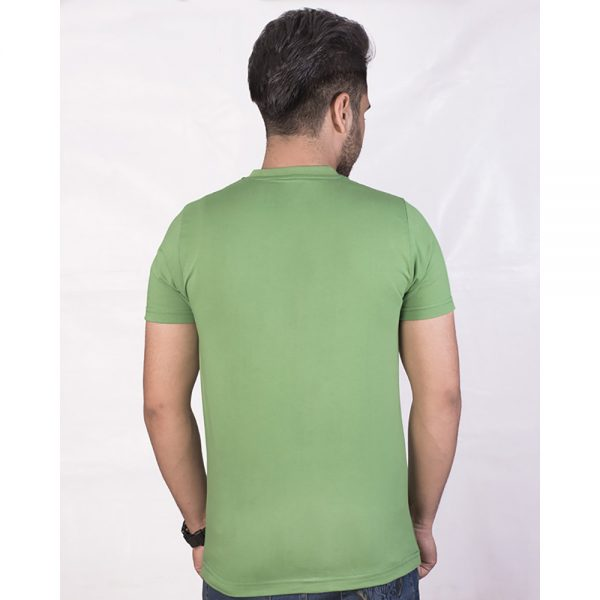 تیشرت سبز پسته ای