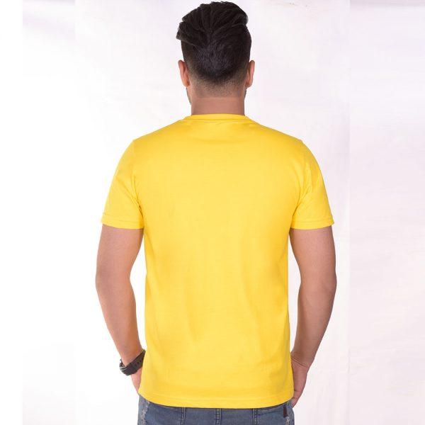 تولید تیشرت زرد