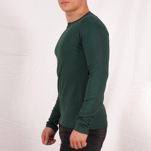 آستین بلند سبز