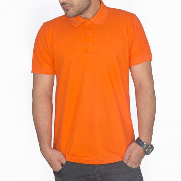 تیشرت جودون نارنجی
