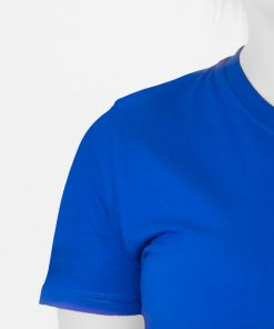 persian blue tshirt