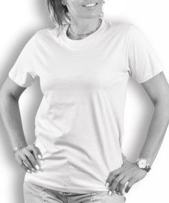 تیشرت سفید دخترانه