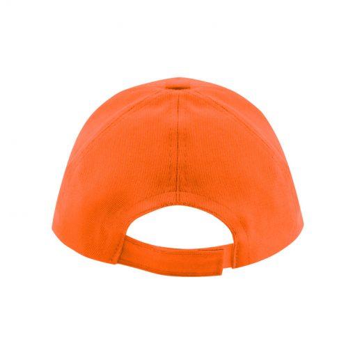 کلاه کتان نارنجی