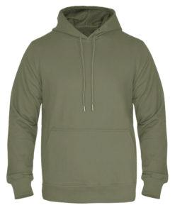 هودی مردانه سبز زیتونی