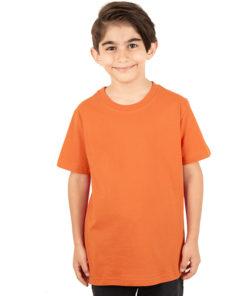 تیشرت بچگانه نارنجی