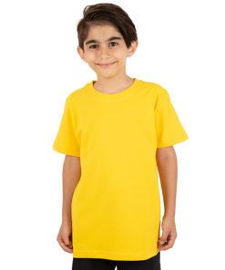 تیشرت زرد پسرانه دخترانه