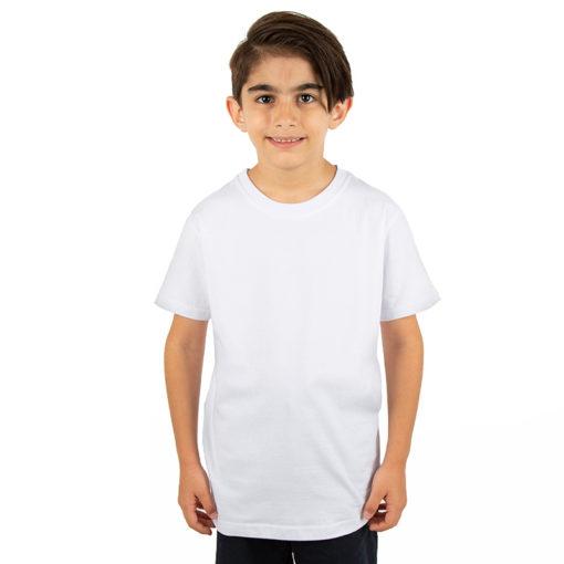 تیشرت بچگانه سفید