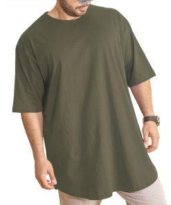 تیشرت اور سایز سبز زیتونی